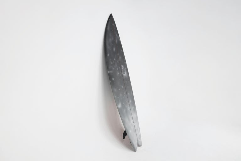 American StarBoard Surfboard Sculpture by Christopher Kreiling Studio For Sale