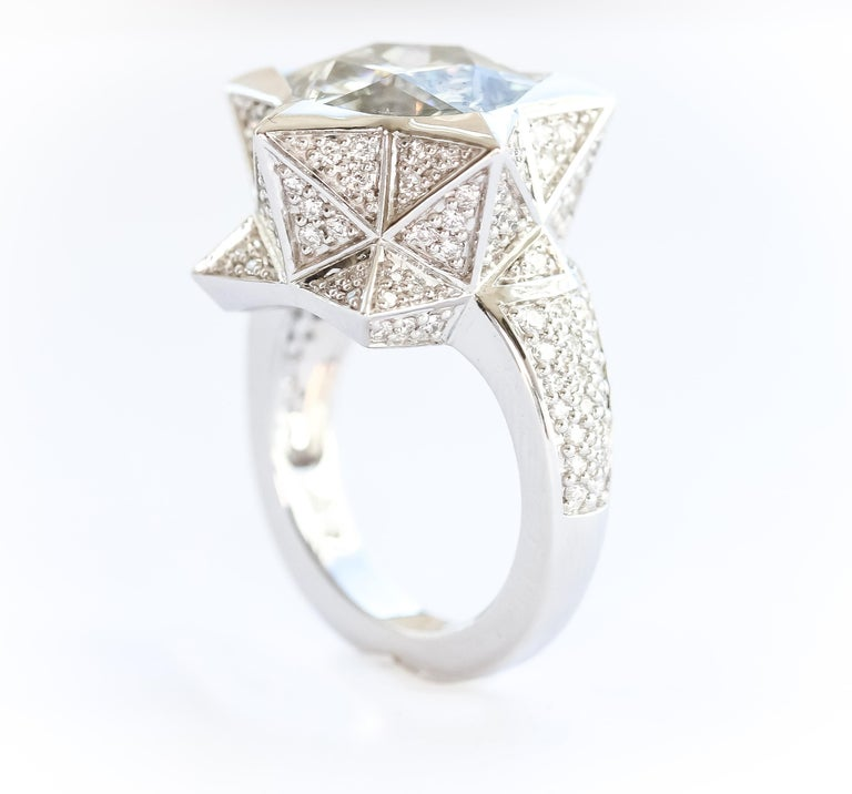 Star Engagement Ring For Sale 4