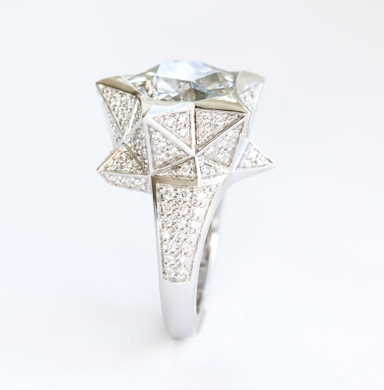 Star Engagement Ring For Sale 5