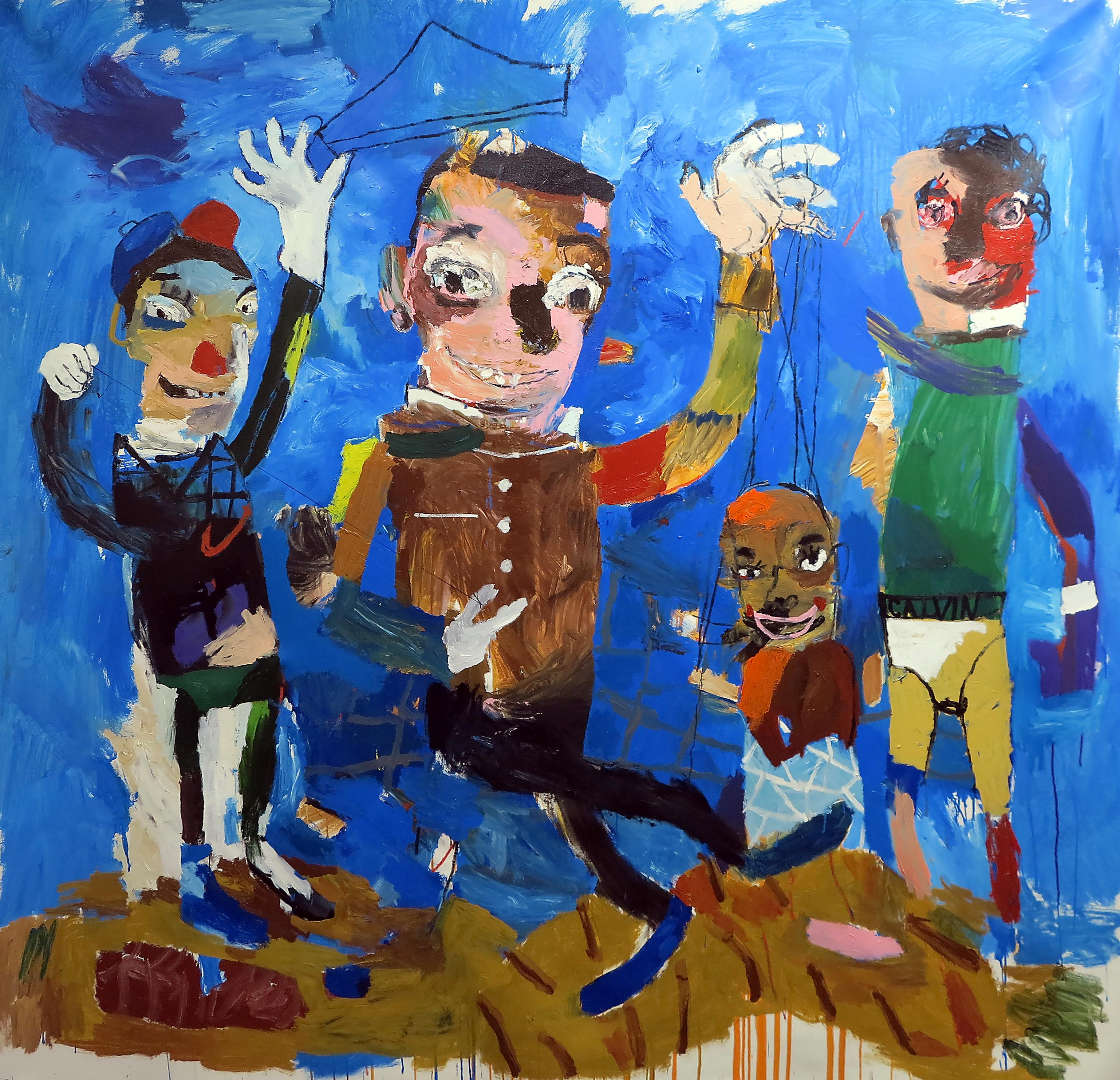 Los Tres Hermanos/ The Puppet Show