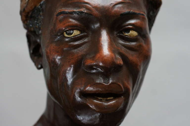 Statue Inspired Luc Tuymans to Create His Famous Painting Sculpture In Good Condition For Sale In Antwerp, BE