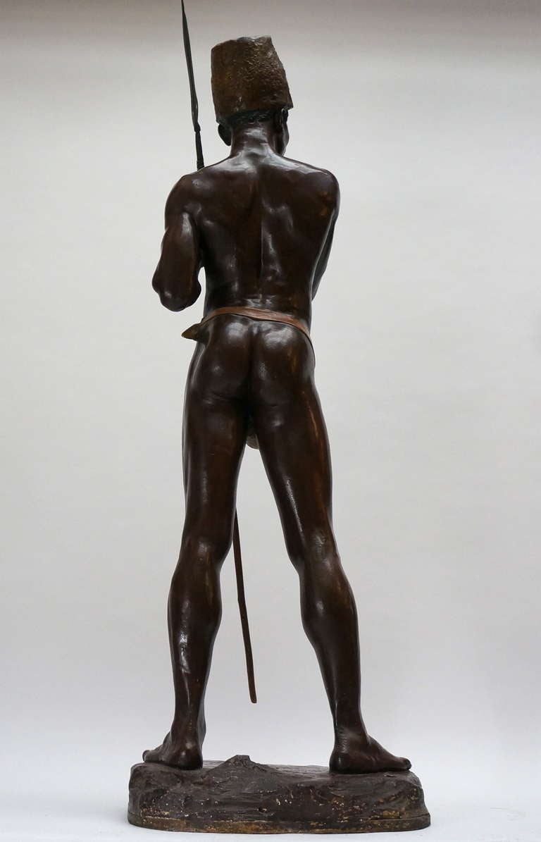 20th Century Statue Inspired Luc Tuymans to Create His Famous Painting Sculpture For Sale