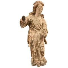 Statue of Female Figure, France, 19th Century