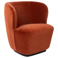 Stay Lounge Chair, Small, Swivel Base