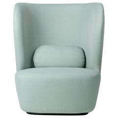 Stay Lounge Tall Back Lounge Chair