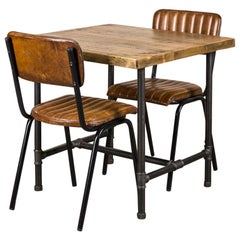 Steamer Pipework Restaurant Table 'Dining', 20th Century