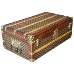 Steamer Trunk by Paul Romand Paris