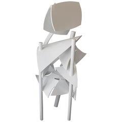Steel Abstract Sculpture, 1979