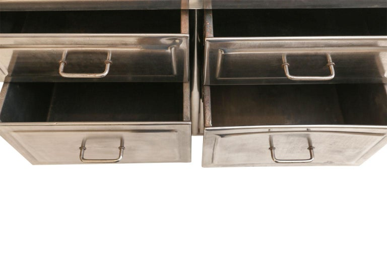 Steel Chest of Drawers For Sale 5