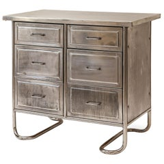 Steel Chest-of-Drawers