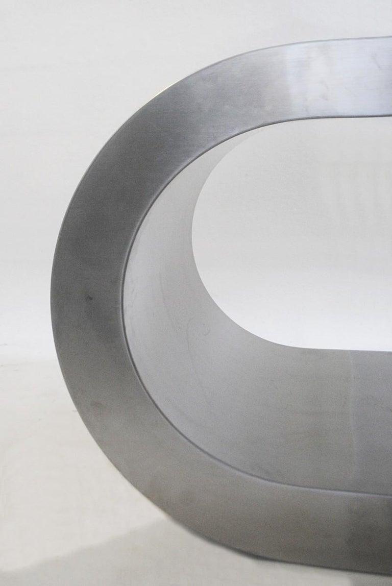 Italian Steel Desk Called
