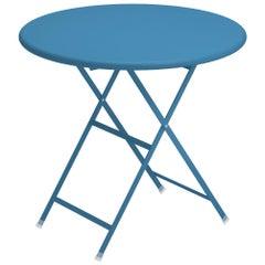 Steel Emu Arc En Ciel 2/4 Seats Folding Round Table