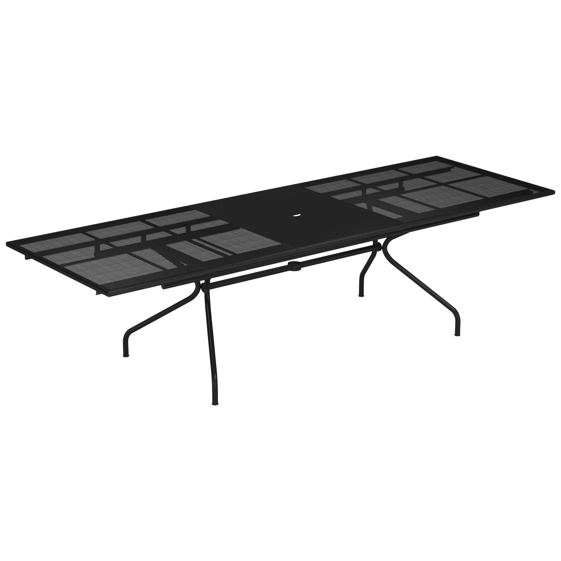 Steel EMU Athena 8+2/4 Seats Extensible Table