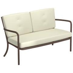 Steel EMU Athena Two-Seat Sofa