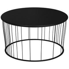 Steel EMU Cannolè Large low table