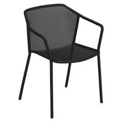 Steel EMU Darwin Armchair, Set of 4 Items