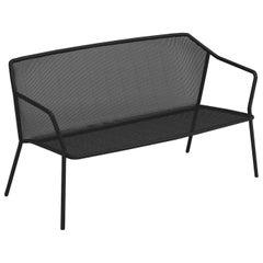 Steel EMU Darwin Two Seats Sofa