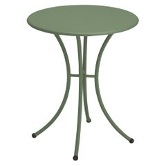 Steel EMU Pigalle 2 Seats Round Table