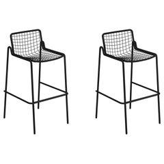Steel EMU Rio R50 Barstool, Set of 2 Items