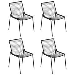 Steel EMU Rio R50 Chair, Set of 4 Items