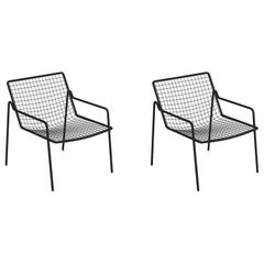 Steel EMU Rio R50 Lounge Chair, Set of 2 Items