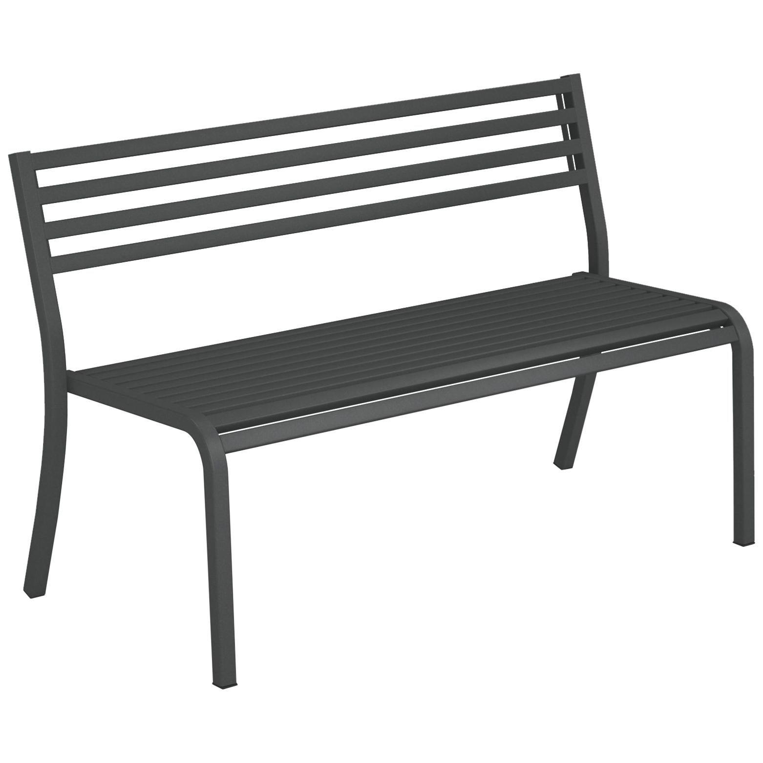 Steel EMU Segno Bench