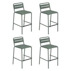 Steel EMU Star Barstool - Set of 4 items