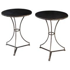 Steel Garden Tables