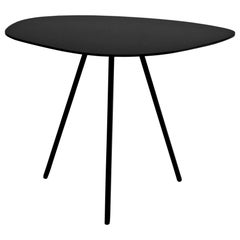 Steel Outdoor Small Pebble Coffee Table by Kenneth Cobonpue