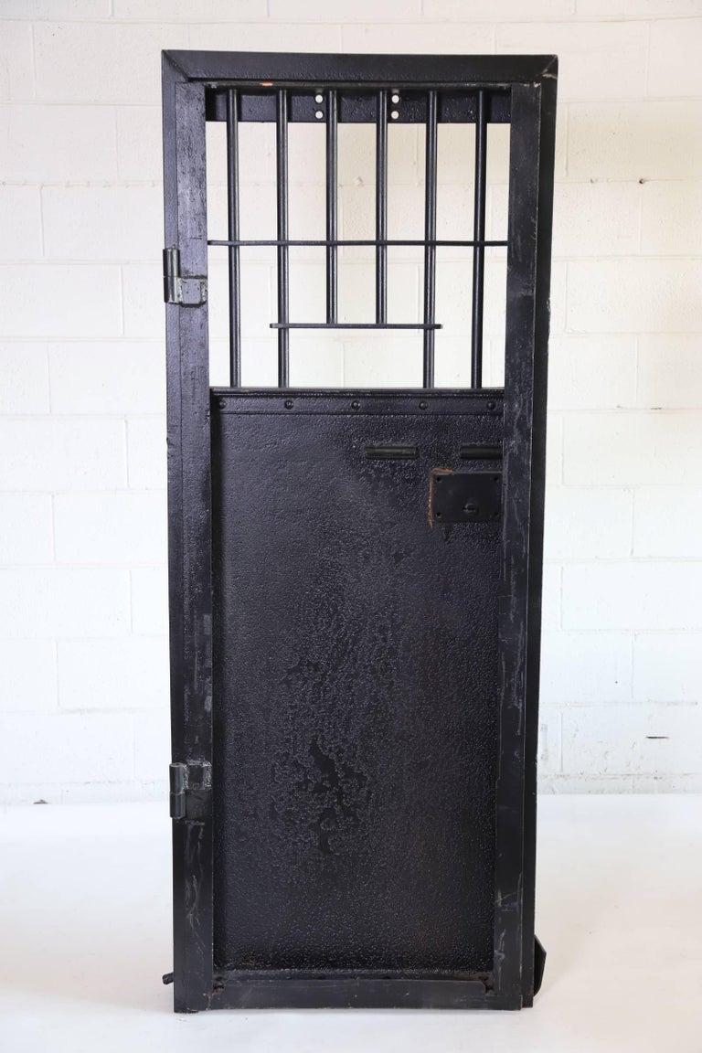 Steel Prison Jail House Door Wine Cellar Door For Sale At