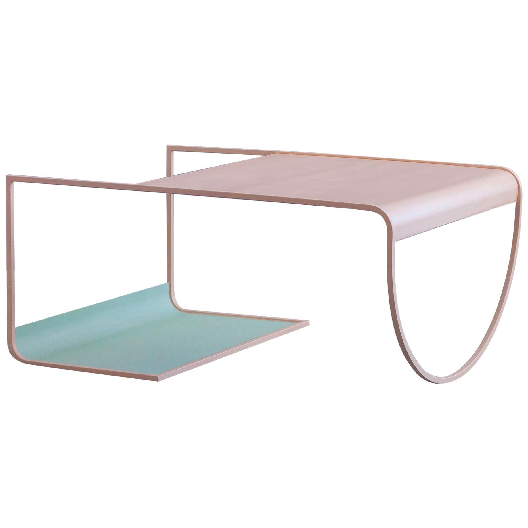 Steel SW Coffee Table by Soft-geometry