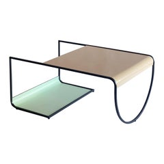 Steel SW Coffee Table by Soft-Geometry