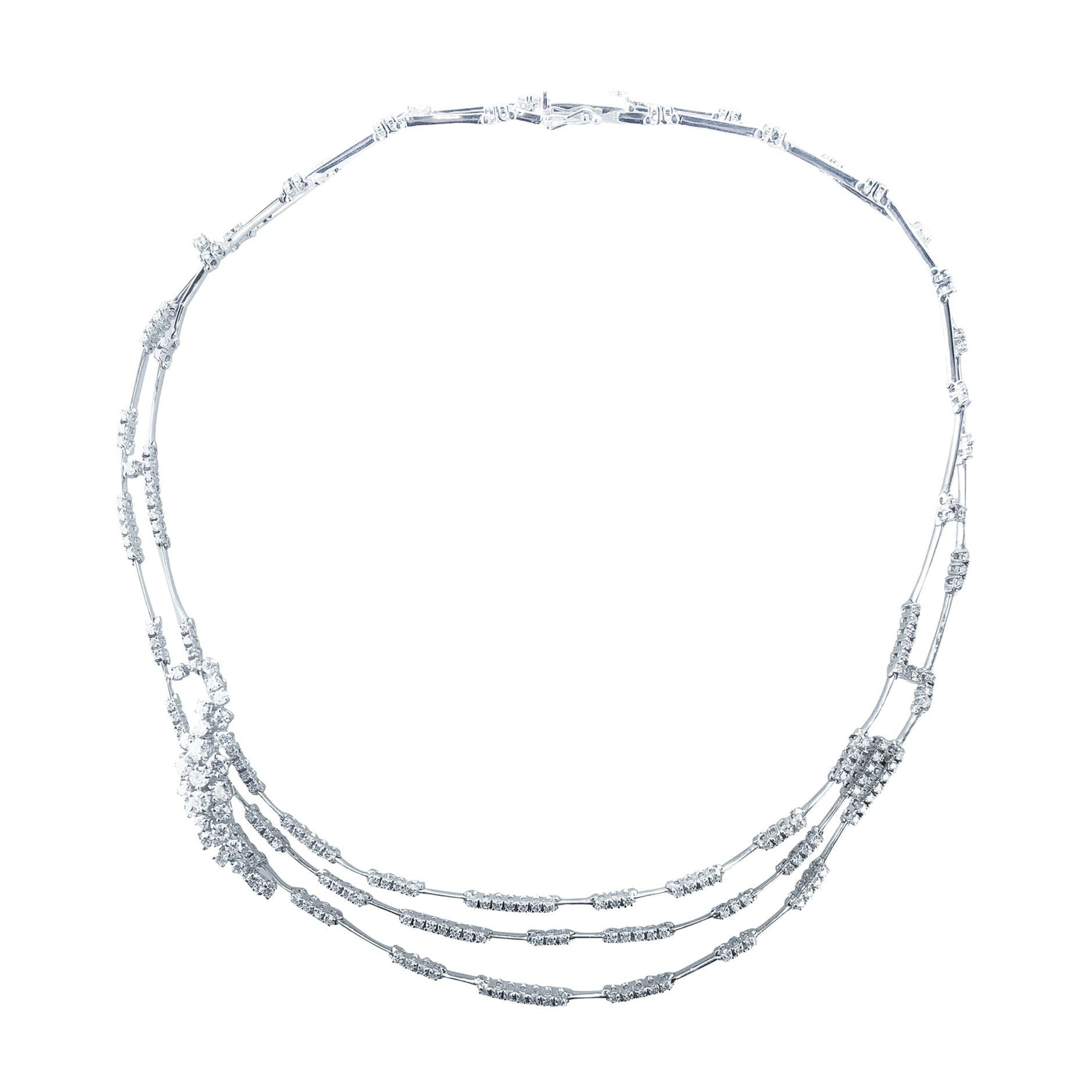Stefan Hafner Multi-Strand Necklaces
