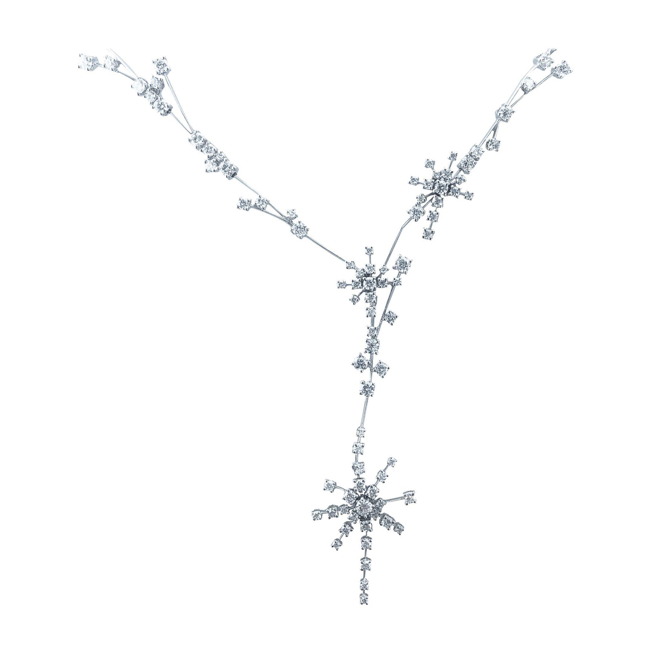 Stefan Hafner Drop Necklaces
