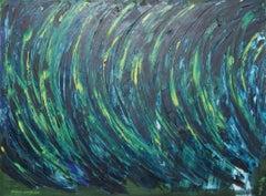 """""""String Symphony"""" Oil on Canvas by Stefan Vladescu, 2006"""