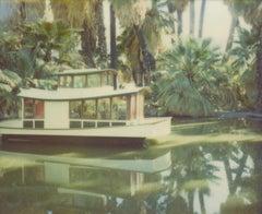 29 Palms Oasis (29 Palms, CA) - Polaroid, analog, vintage, Contemporary, Color
