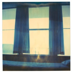 A Room with no View (Burned) - Polaroid, Contemporary, 21st Century, Portrait