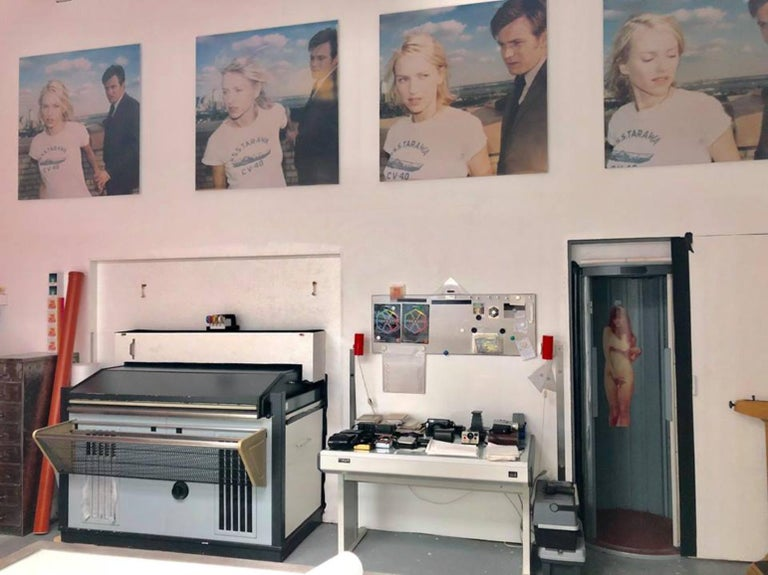 A Vision - Contemporary, Figurative, Polaroid, Photograph, 21st Century, Dream For Sale 3