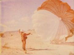 A Vision - Contemporary, Figurative, Polaroid, Photograph, 21st Century, Dream