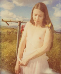 After the Dance (Sidewinder) - Polaroid, Contemporary, 21st Century, Nude, Color