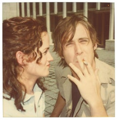 Athena and Henry (Stay) - with Ryan Gosling - 21st Century, Polaroid
