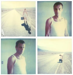 Badwater - Memories of Green, quadriptych, analog