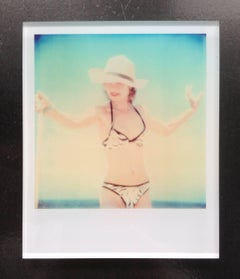 Beach shoot - Contemporary, Figurative, Polaroid, Photograph, expired,