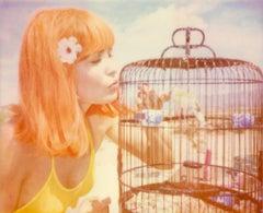 Beloved, Contemporary, 21st Century, Polaroid, Photograph, Woman, Schneider,
