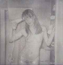 Blow my Mind (Till Death do us Part) - Contemporary, Polaroid, Nude, Women
