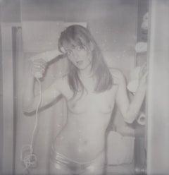 Blow my Mind (Till Death do us Part) - Contemporary, Polaroid, Nude, Women