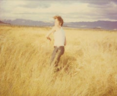 Born Free (Sidewinder) - Polaroid, 21st Century, Contemporary