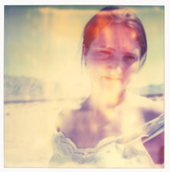 Cadiz Valley - Mindscreen 15 - Contemporary, Polaroid, Portrait, Women