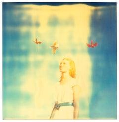 Calliope - Contemporary, Polaroid, 21 Century, Color, Mystical