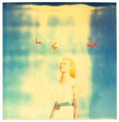 Calliope - Contemporary, Polaroid, 21 Century, Color, Mystical